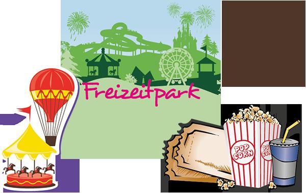 Freizeitpark Cliparts