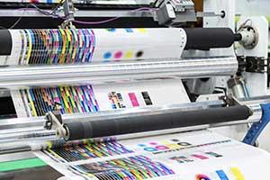 Werbemittel für Druckereien