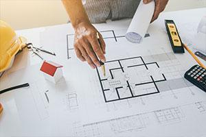 Werbemittel für Architekten