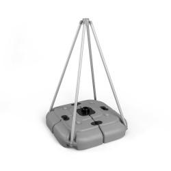 wasserbefüllbarer Fuß 70 Liter für T-Pole®