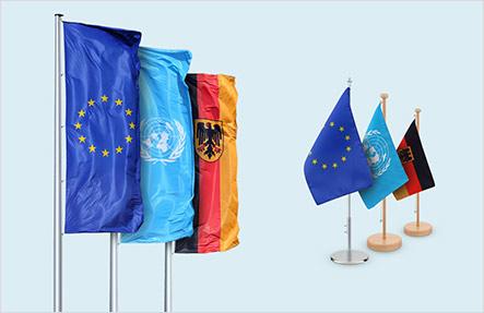 Sonderflaggen Overnight bestellen - zur Auswahl