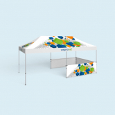 Faltzelt /Pavillon Basic & Select 3 x 6 m