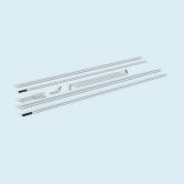 Stangen für Bowflag® Premium Crystal