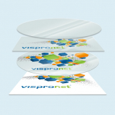 Schutzplatten für Tische & Werbetheke Air