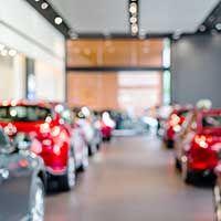 Werbemittel für Autohäuser