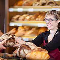 Werbemittel für Bäckereien