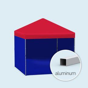 Faltzelt / Faltpavillon Compact, einfarbig