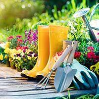 Werbemittel für Garten- und Landschaftsbau