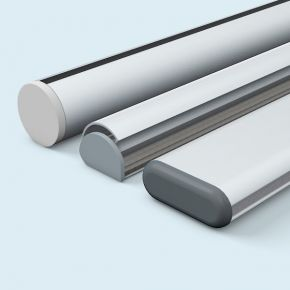 Aluminiumprofile & Aufhängezubehör