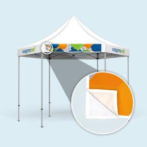 für Faltzelt / Faltpavillon Select Hexagon