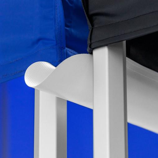 Regenrinne für Faltzelte Compact, Basic & Select, in 6 Größen erhältlich