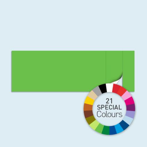 Wand mit 1 Tür rechts 600 x 205 cm Basic/Select, in 21 Sonderfarben erhältlich