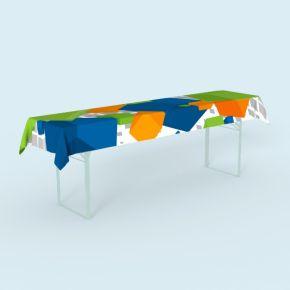 Tischdecken für Biertische