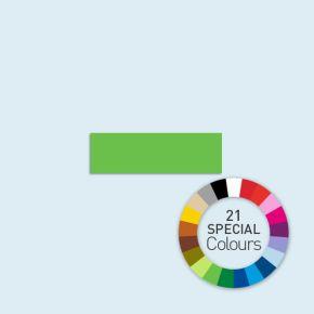 halbhohe Wand Basic/Select/Eco 300 x 95 cm, in Sonderfarben, Seitenkanten mit Befestigungsschlaufen