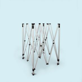 Gestell Faltpavillon / Faltzelt Select 3 x 3 m