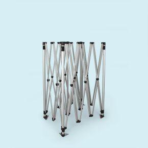 Gestell Faltpavillon / Faltzelt Select 3 x 4,5 m