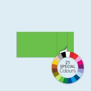 Wand mit 1 Tür rechts Basic/Select 450 x 205 cm, in Sonderfarben, Seitenkanten mit Reißverschluss